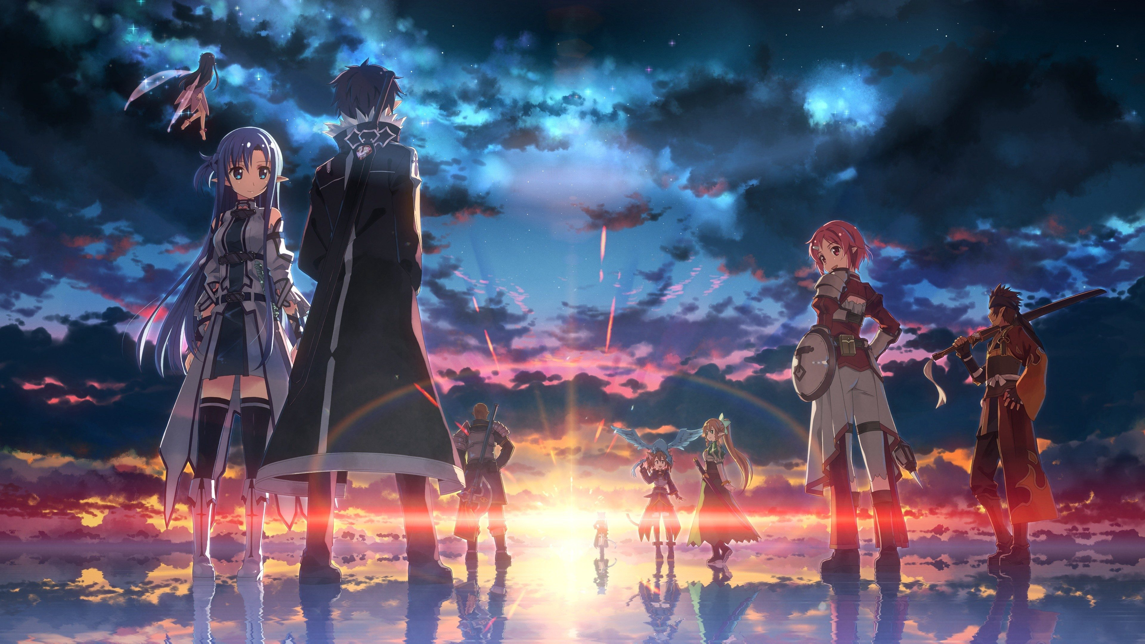 Hình nền 4K anime