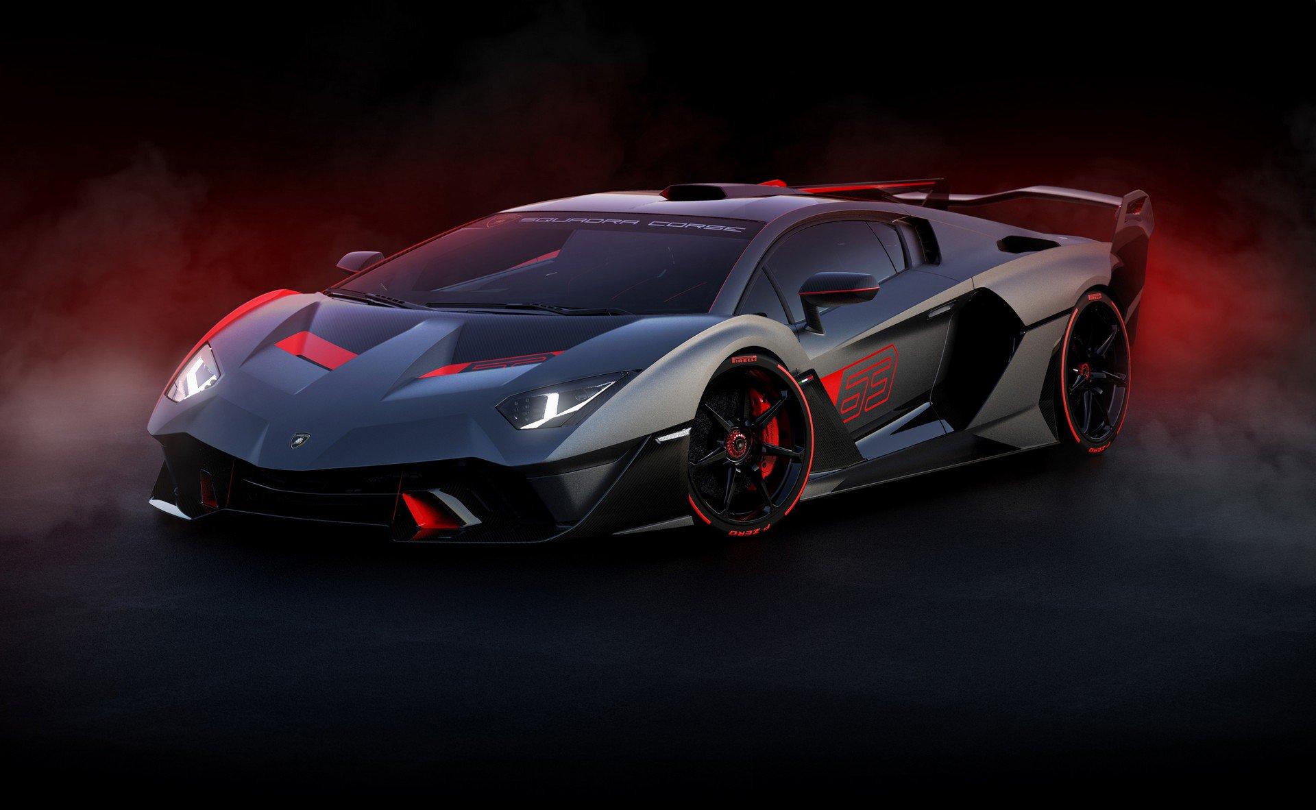 Hình nền siêu xe Lamborghini