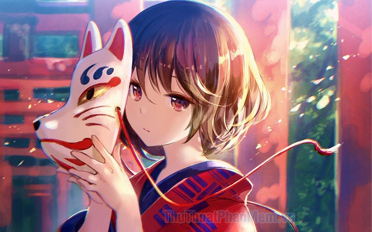 Những hình ảnh Anime tóc ngắn đẹp nhất