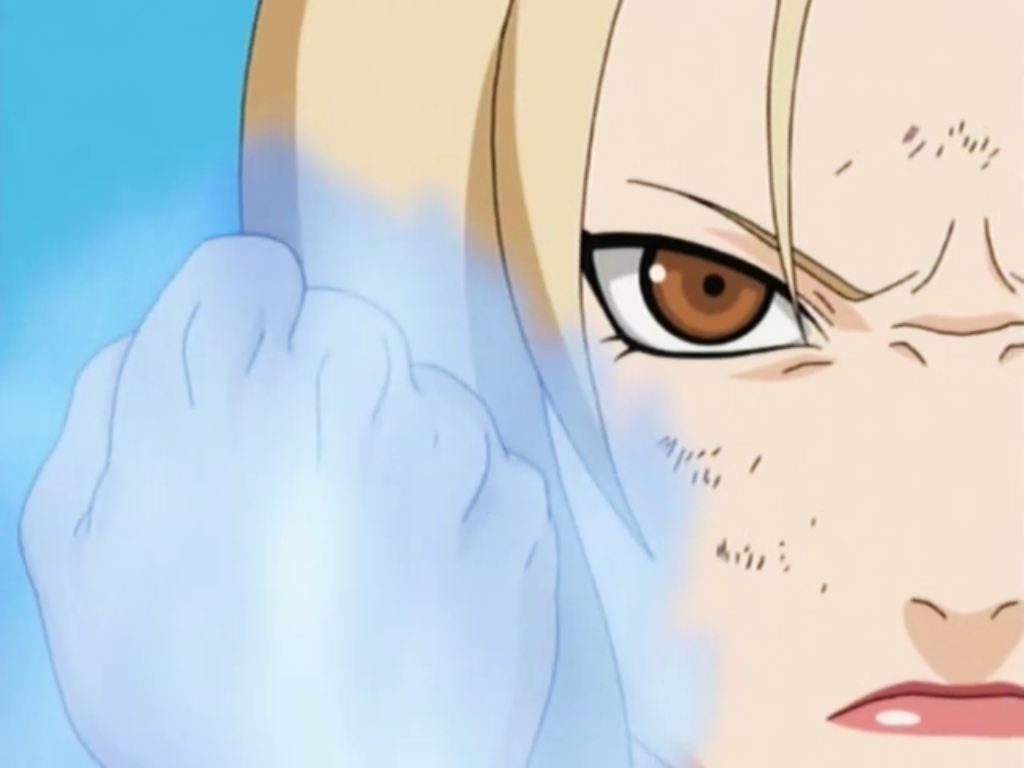 Chakra Enhanced Strength (Sakura)
