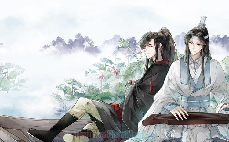 Hình ảnh anime cổ trang đẹp nhất
