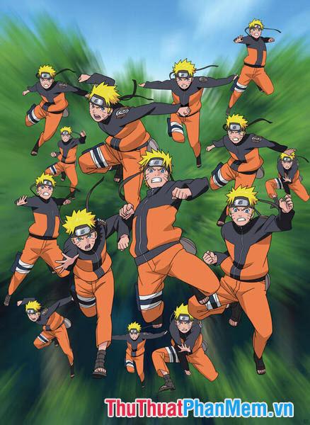 Kage Bunshin No Jutsu (Naruto)