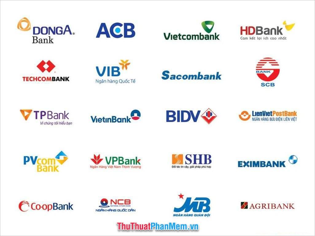 Các ngân hàng Việt Nam