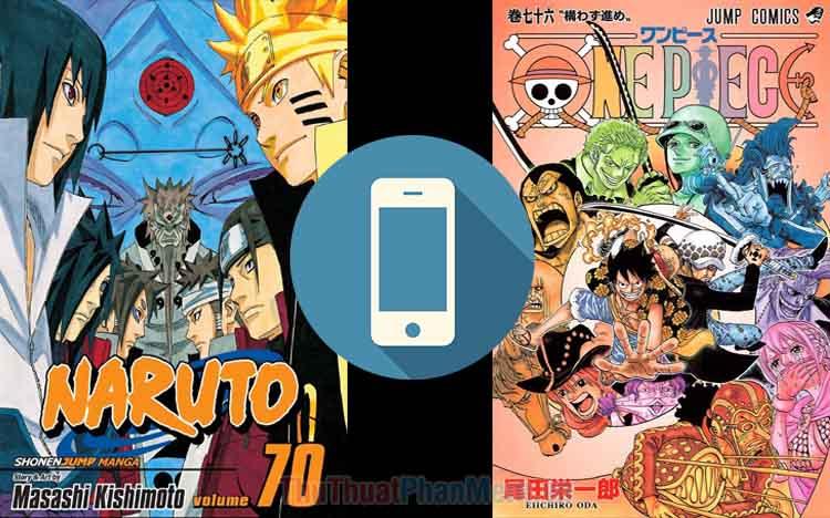 Top 5 ứng dụng App đọc truyện tranh trên điện thoại hay nhất
