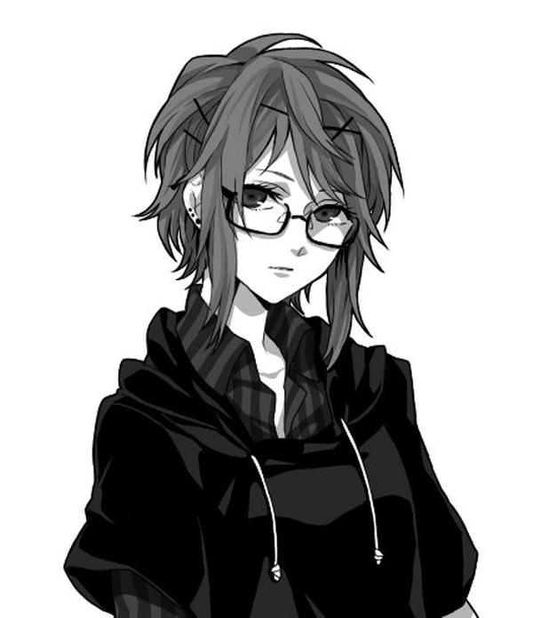 Ảnh anime nữ đẹp và ngầu