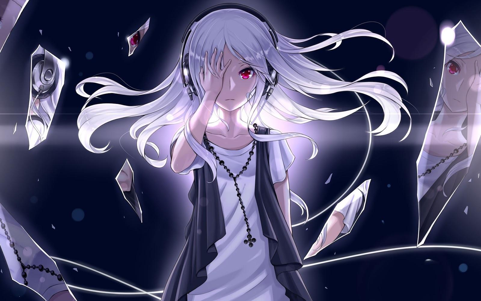 Hình ảnh anime girl ngầu nhất