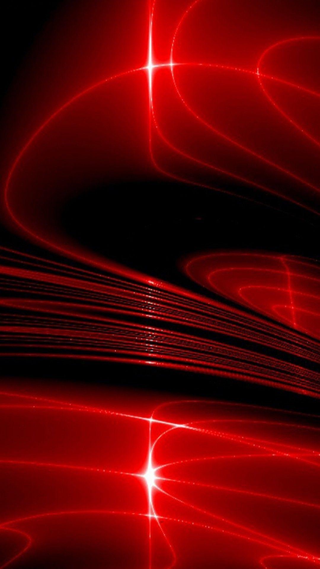 Ảnh nền màn hình điện thoại đỏ đen cực đẹp