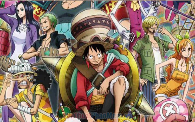 Các thể loại Manga phổ biến