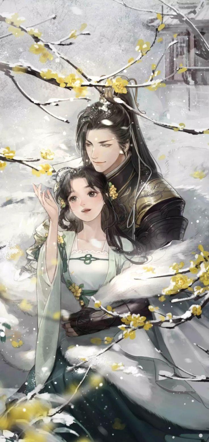 Hình ảnh anime cổ trang cực đẹp mắt
