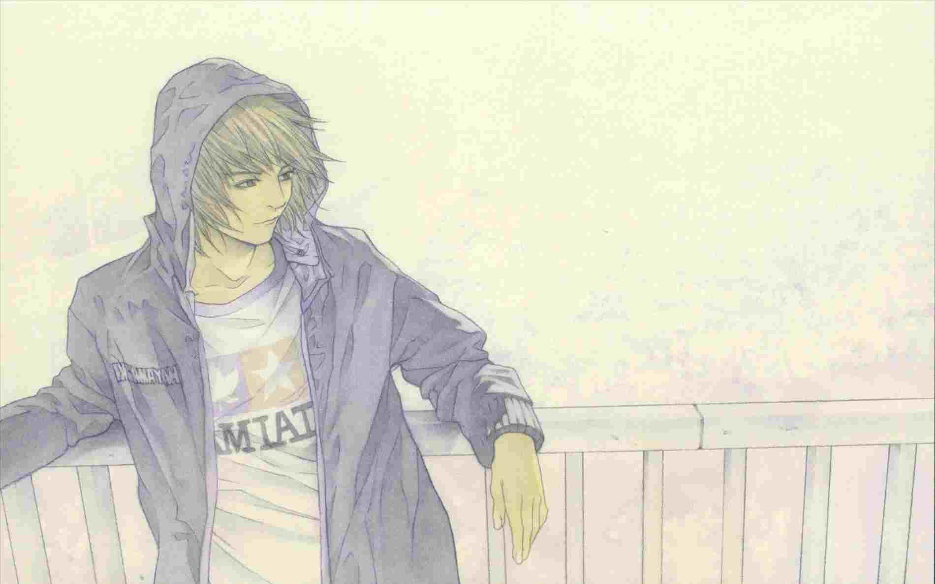 Hình ảnh anime nam lạnh lùng rất đẹp