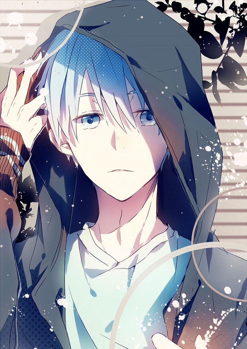 Hình ảnh nam anime lạnh lùng đẹp