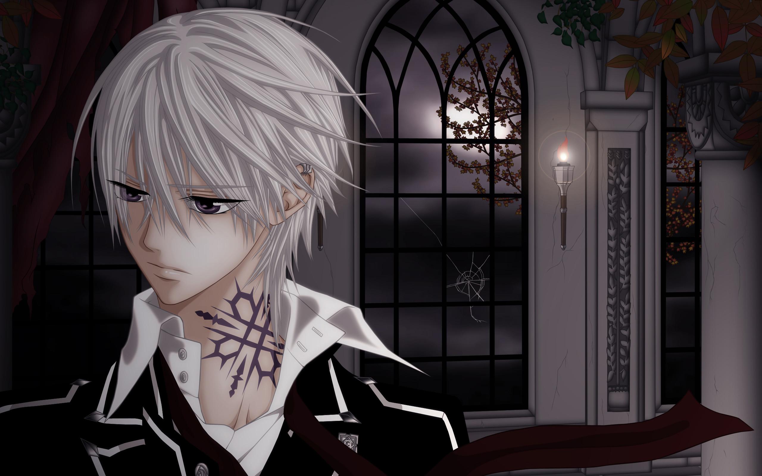 Hình ảnh nam lạnh lùng vampie