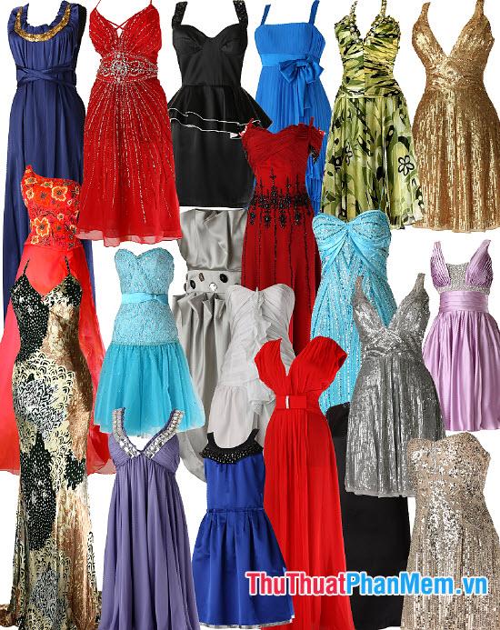 Mẫu váy nữ