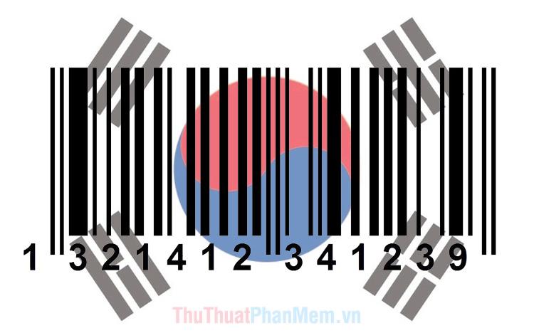 Mã vạch của Hàn Quốc là bao nhiêu? Cách kiểm tra mã vạch Hàn Quốc
