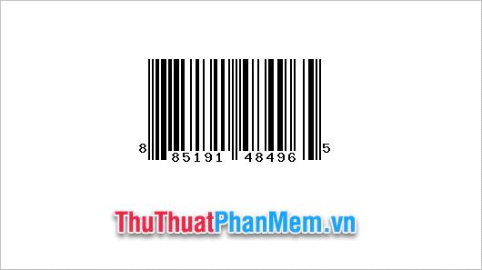 Mã vạch của Thái Lan cũng sử dụng hệ thống mã vạch EAN (European Article Number) phát triển từ UPC