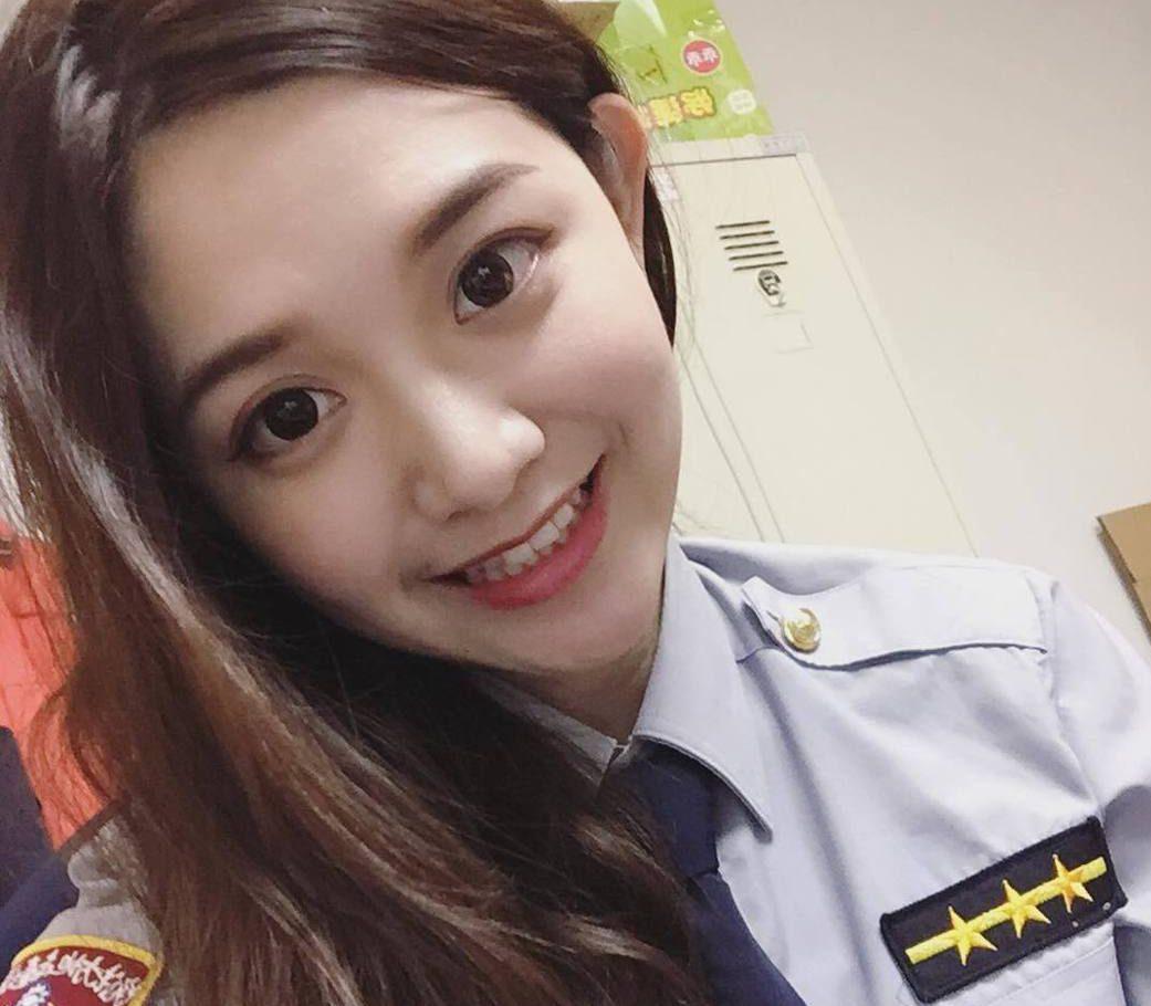 Hình ảnh nữ công an cảnh sát xinh đẹp