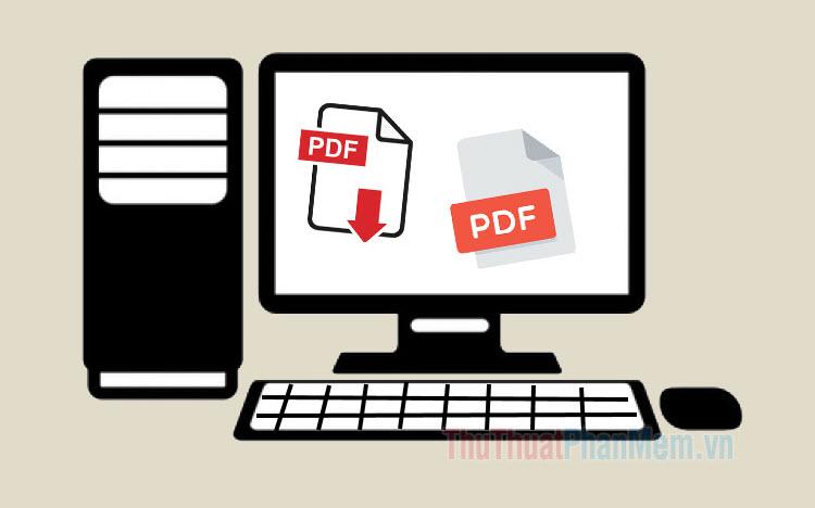 Cách chỉnh sửa trực tiếp trên file PDF như file Word