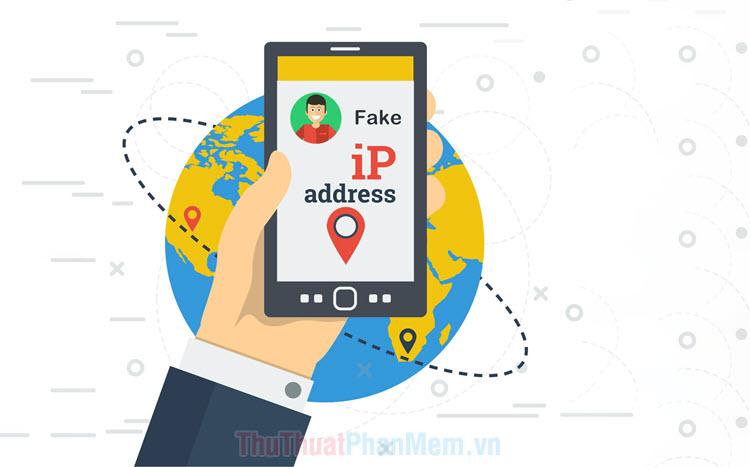 Hướng dẫn cách fake ip trên iPhone