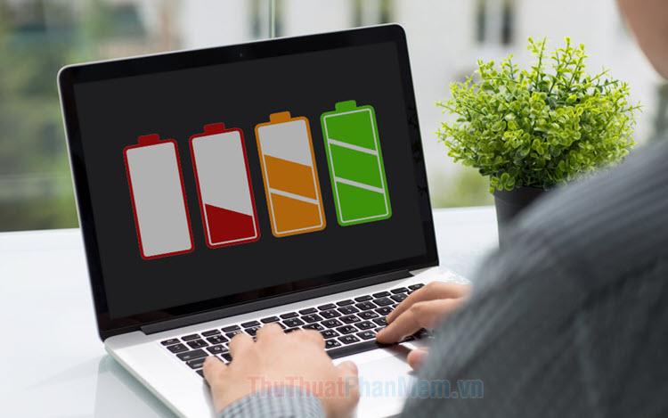 Phần mềm test pin laptop tốt nhất