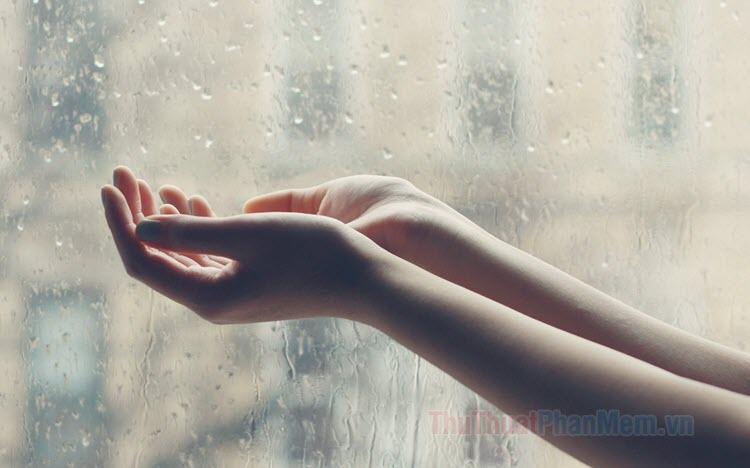 Status, stt ngày mưa hay nhất