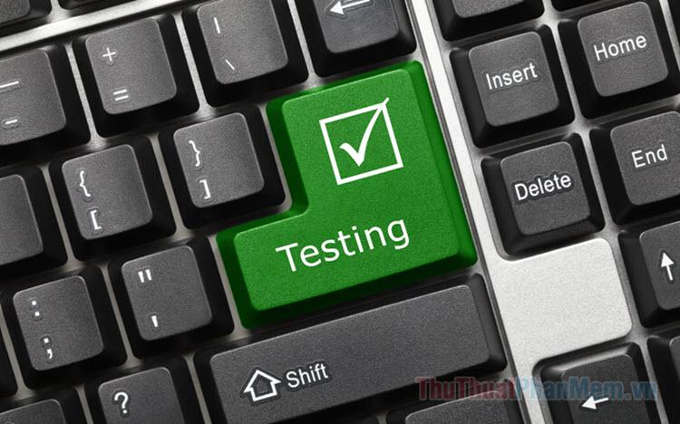 Top 5 phần mềm test bàn phím tốt nhất
