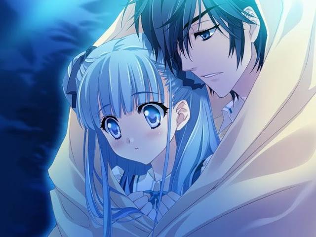 Ảnh anime hoạt hình tình yêu