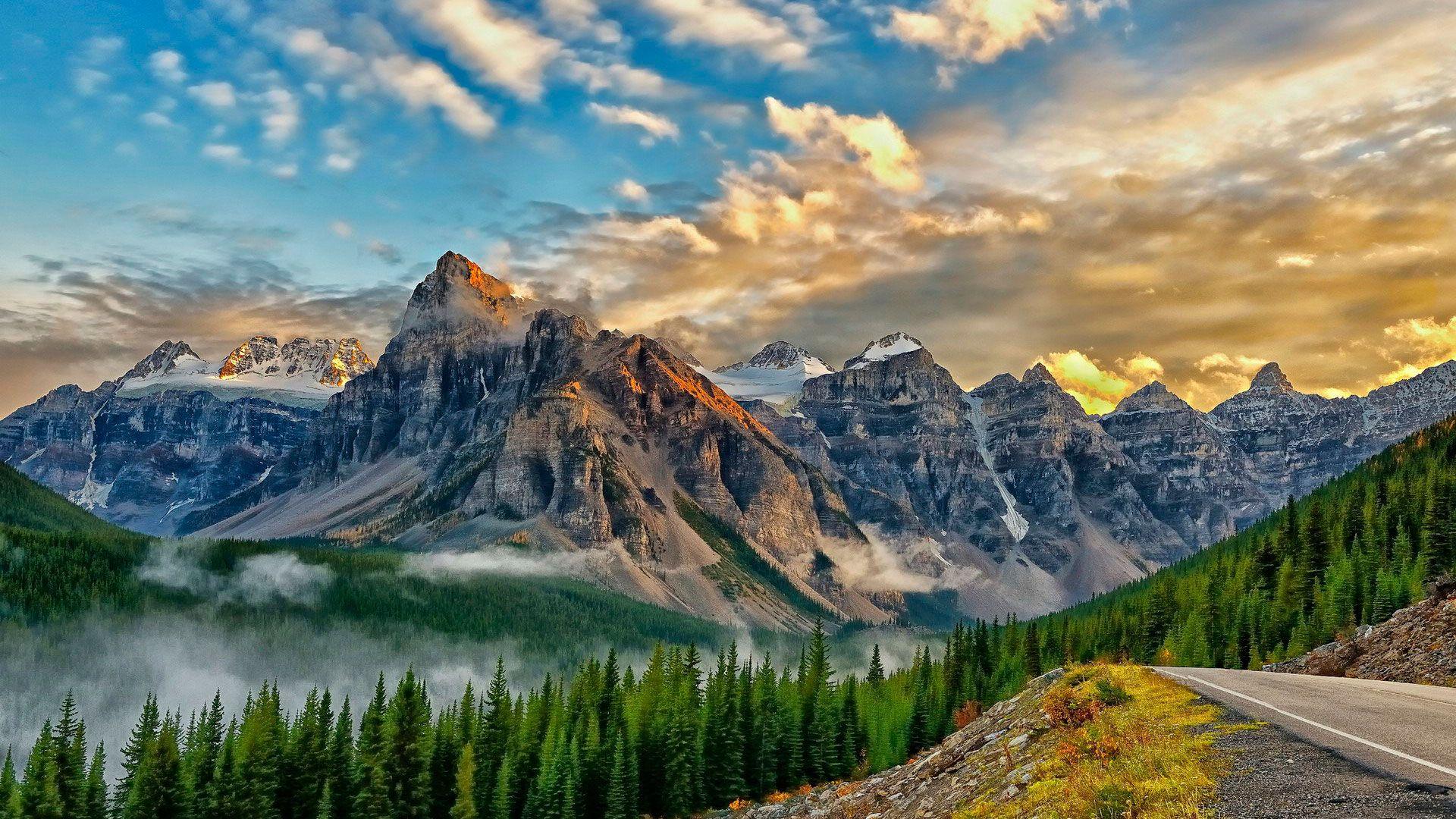 Ảnh nền phong cảnh thiên nhiên