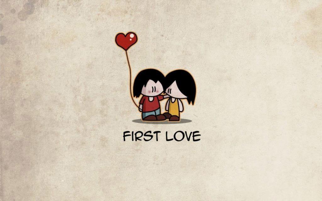 Hình ảnh hoạt hình tình yêu đáng yêu