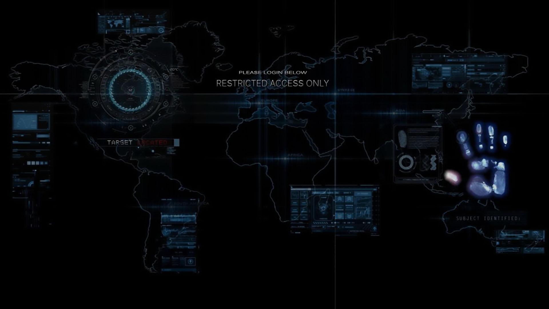 Hình nền công nghệ bảo mật