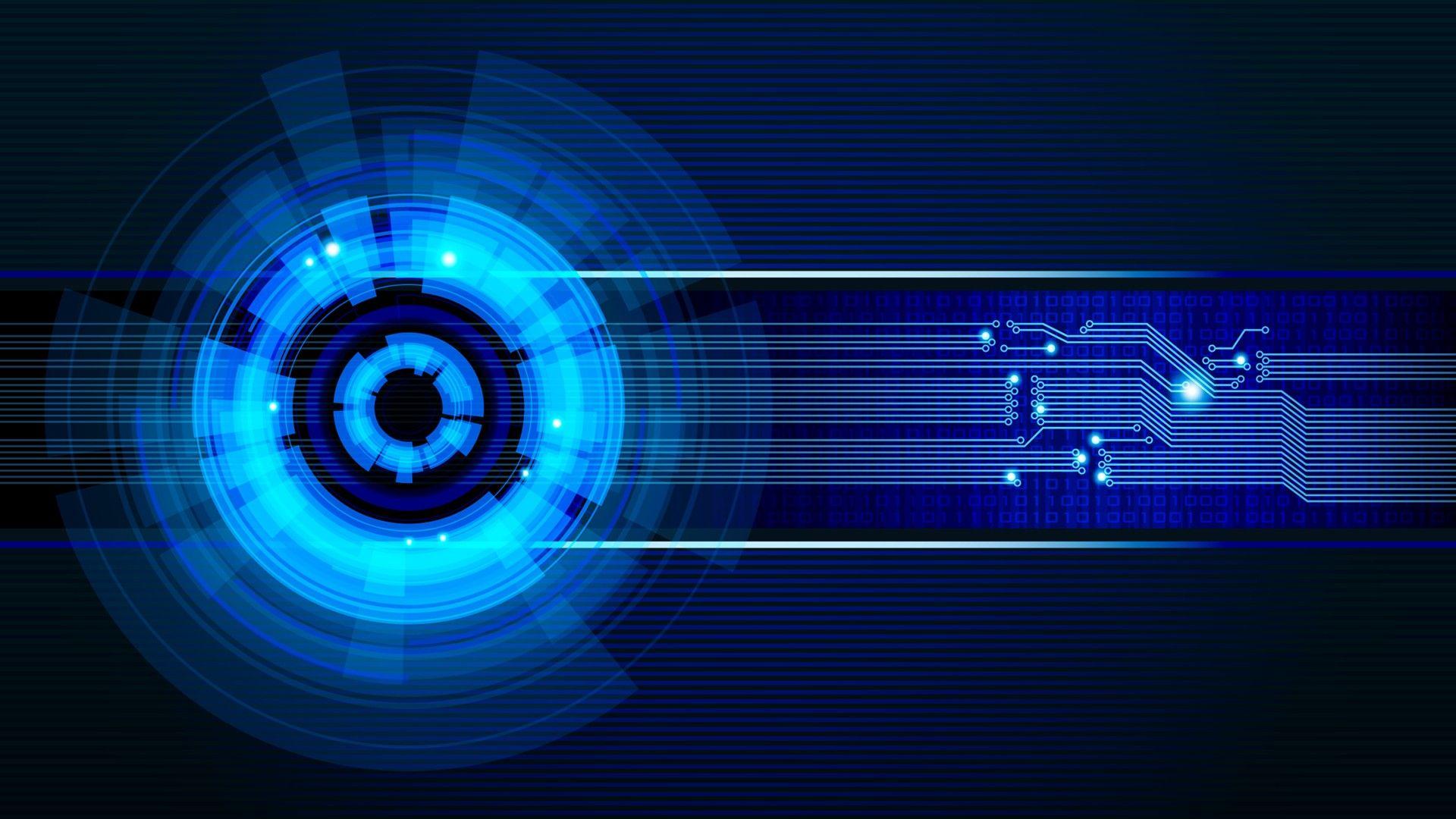 Hình nền công nghệ cho máy tính