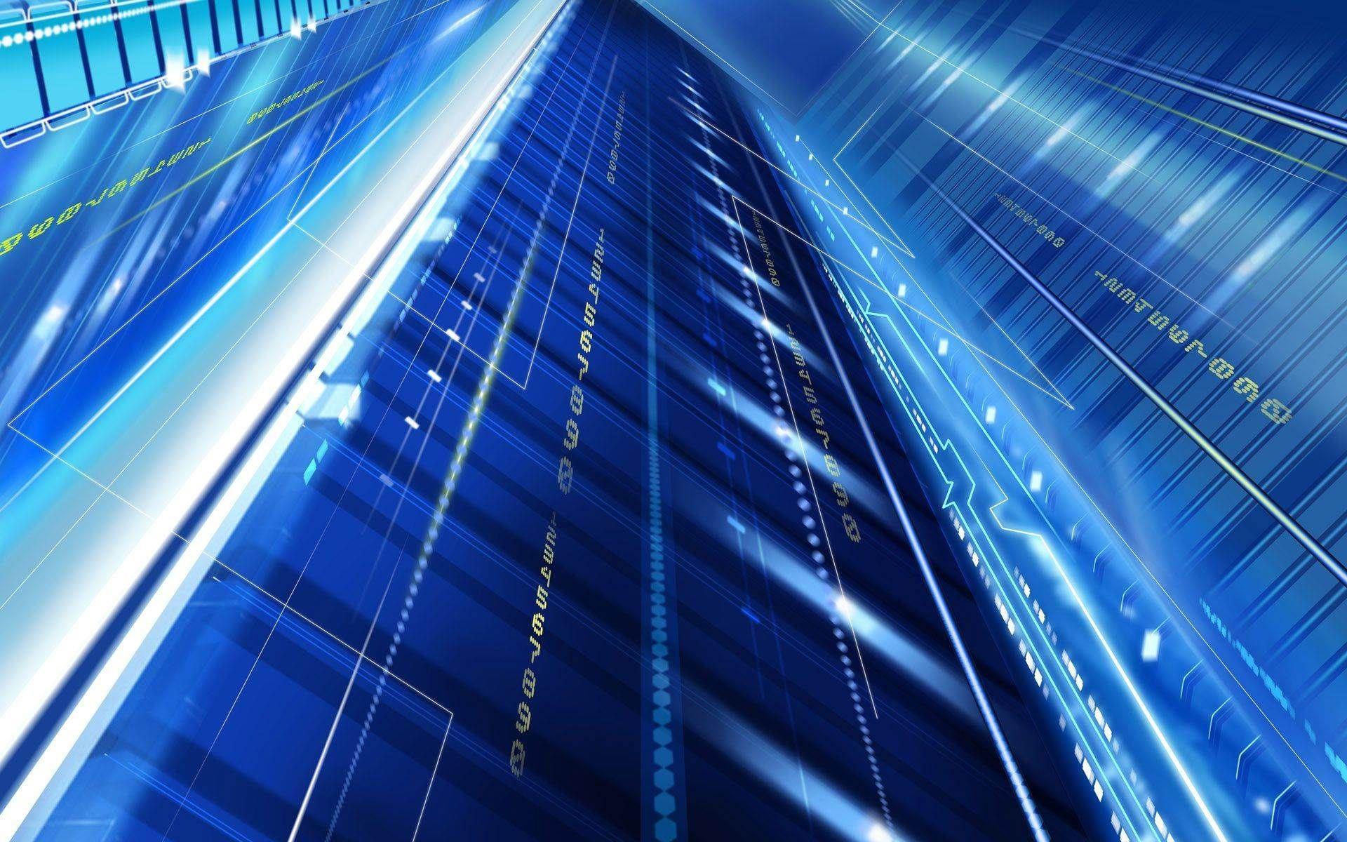 Hình nền công nghệ data