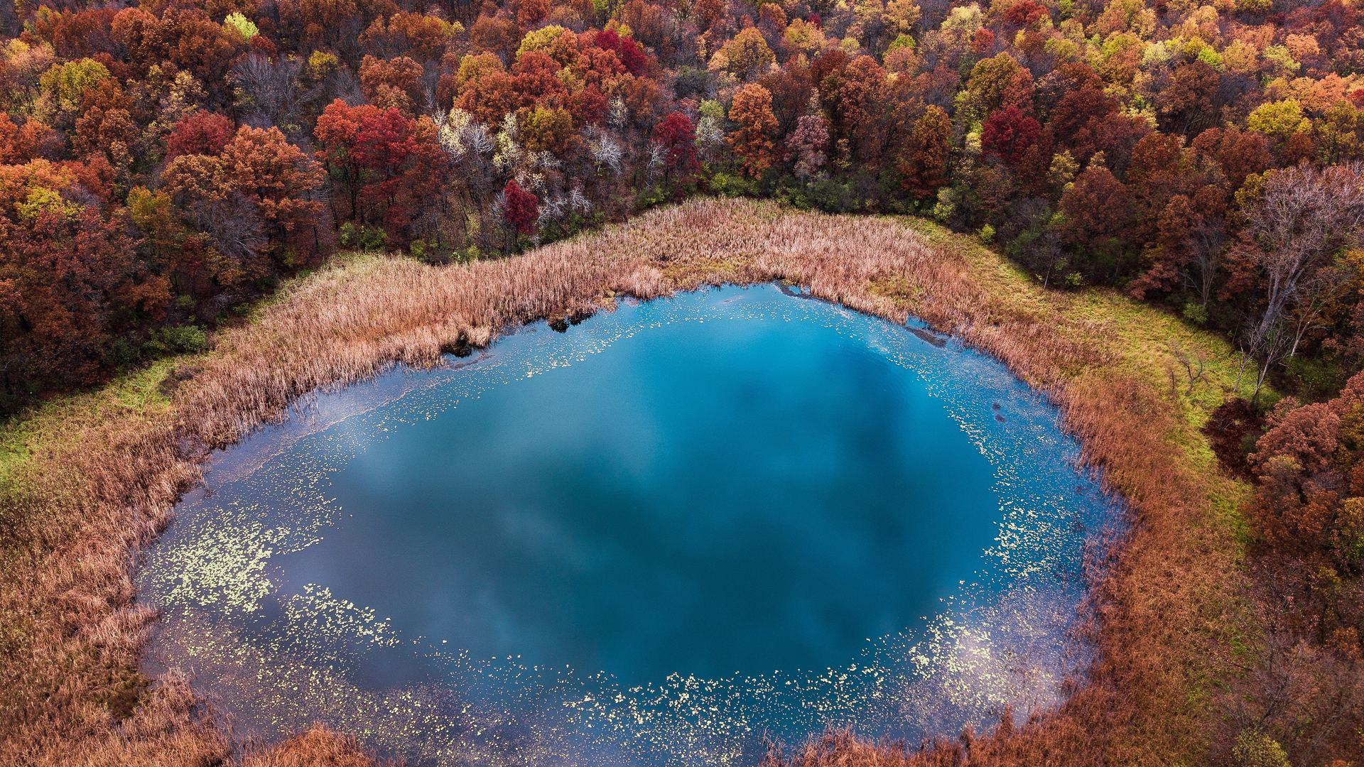Hình nền hồ nước