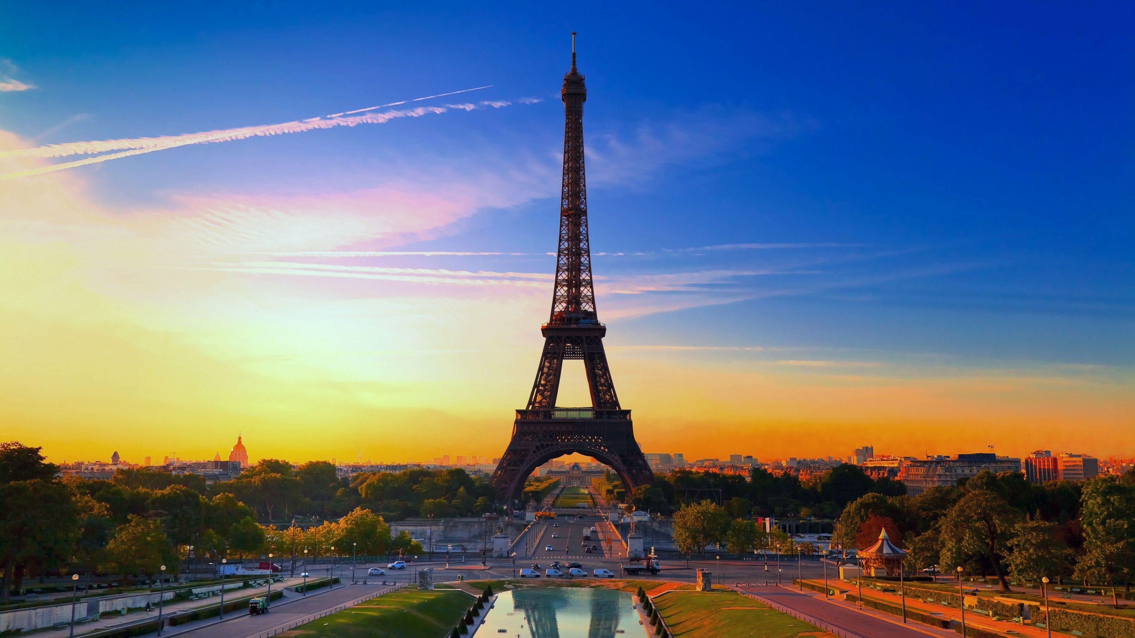 Hình nền phong cảnh nước Pháp