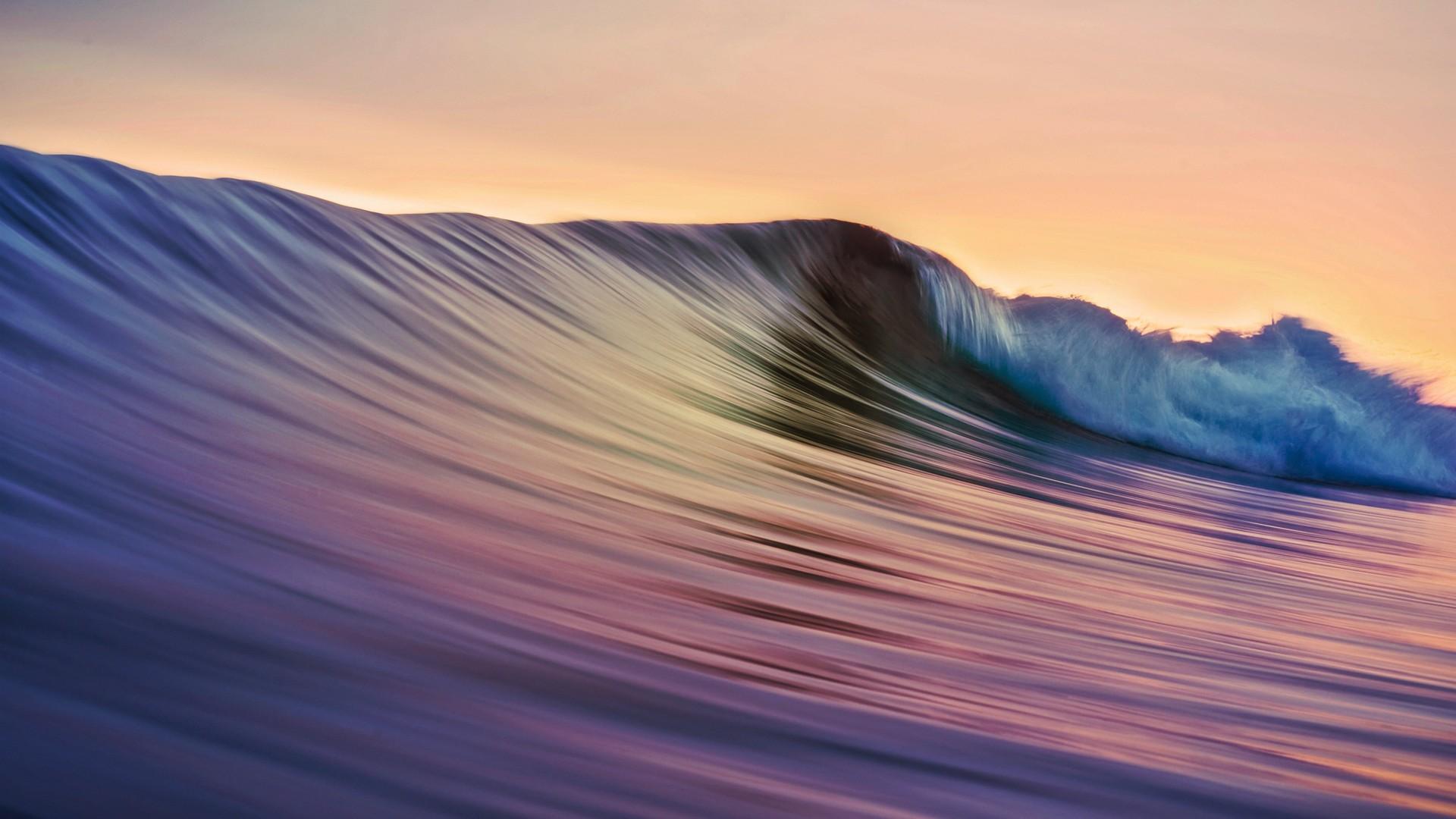 Hình nền sóng nước đẹp