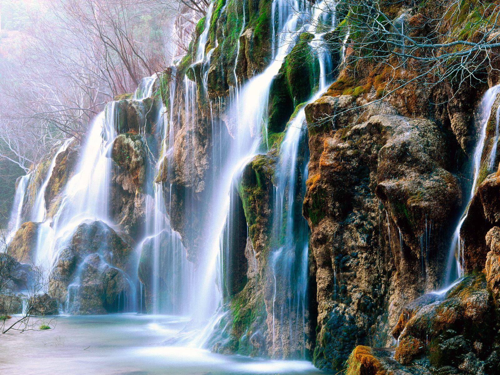 Hình nền thác nước đẹp