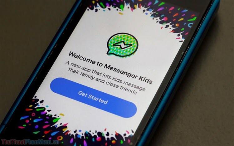 Hướng dẫn đăng ký và sử dụng Facebook Messenger Kids