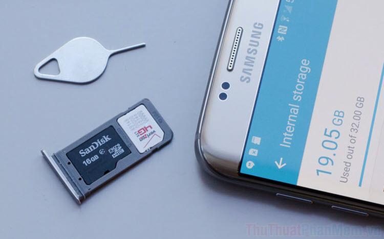 Cách chuyển ứng dụng từ bộ nhớ trong sang thẻ nhớ