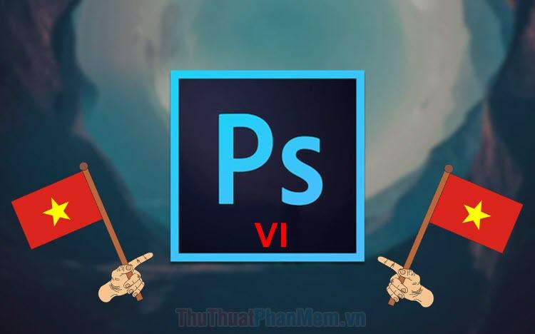 Cách sửa lỗi không gõ được tiếng Việt trong Photoshop