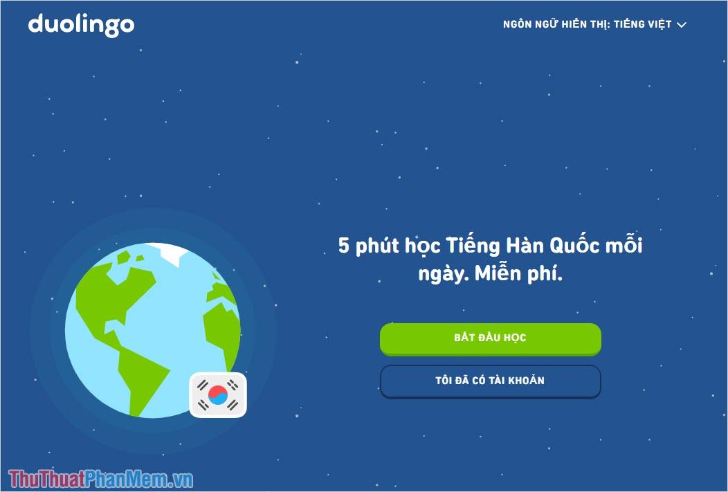 Duolingo – Học mọi ngôn ngữ