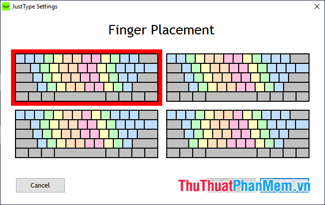 JustType Typing