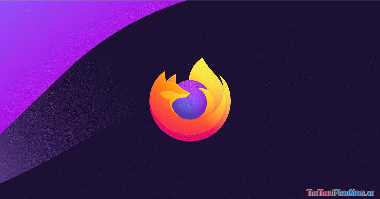 Phím tắt chuyển Tab nhanh trên trình duyệt Firefox