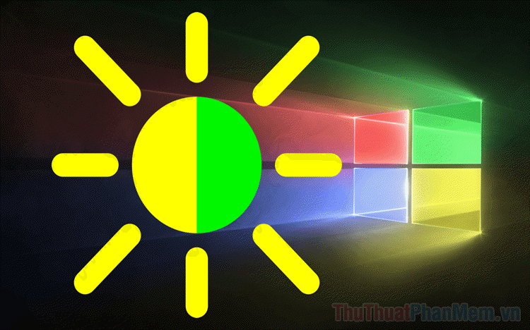 Top phần mềm chỉnh độ sáng màn hình máy tính tốt nhất