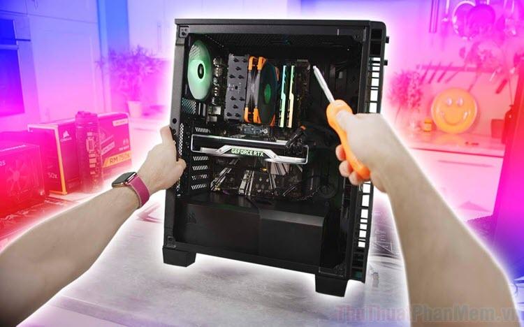 Cách kiểm tra máy tính cũ, các bước test máy tính cũ trước khi mua