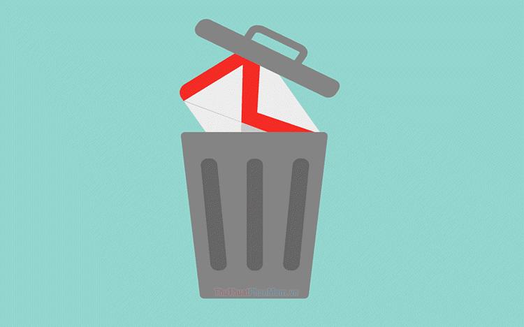 Cách xóa hòm thư Gmail và không xóa tài khoản Google