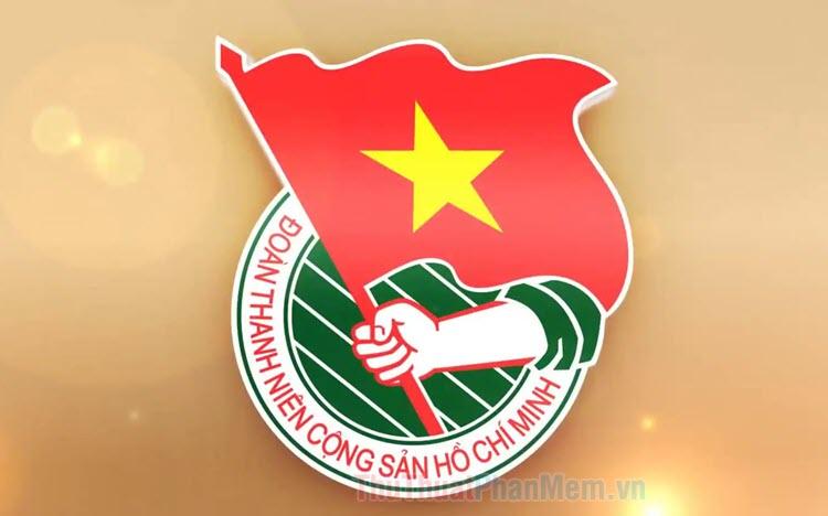 Mẫu Logo đoàn thanh niên