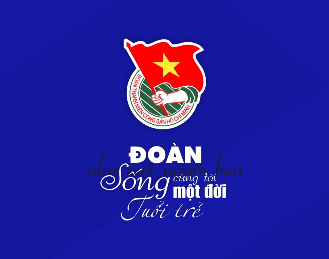 Background đoàn thanh niên Việt Nam