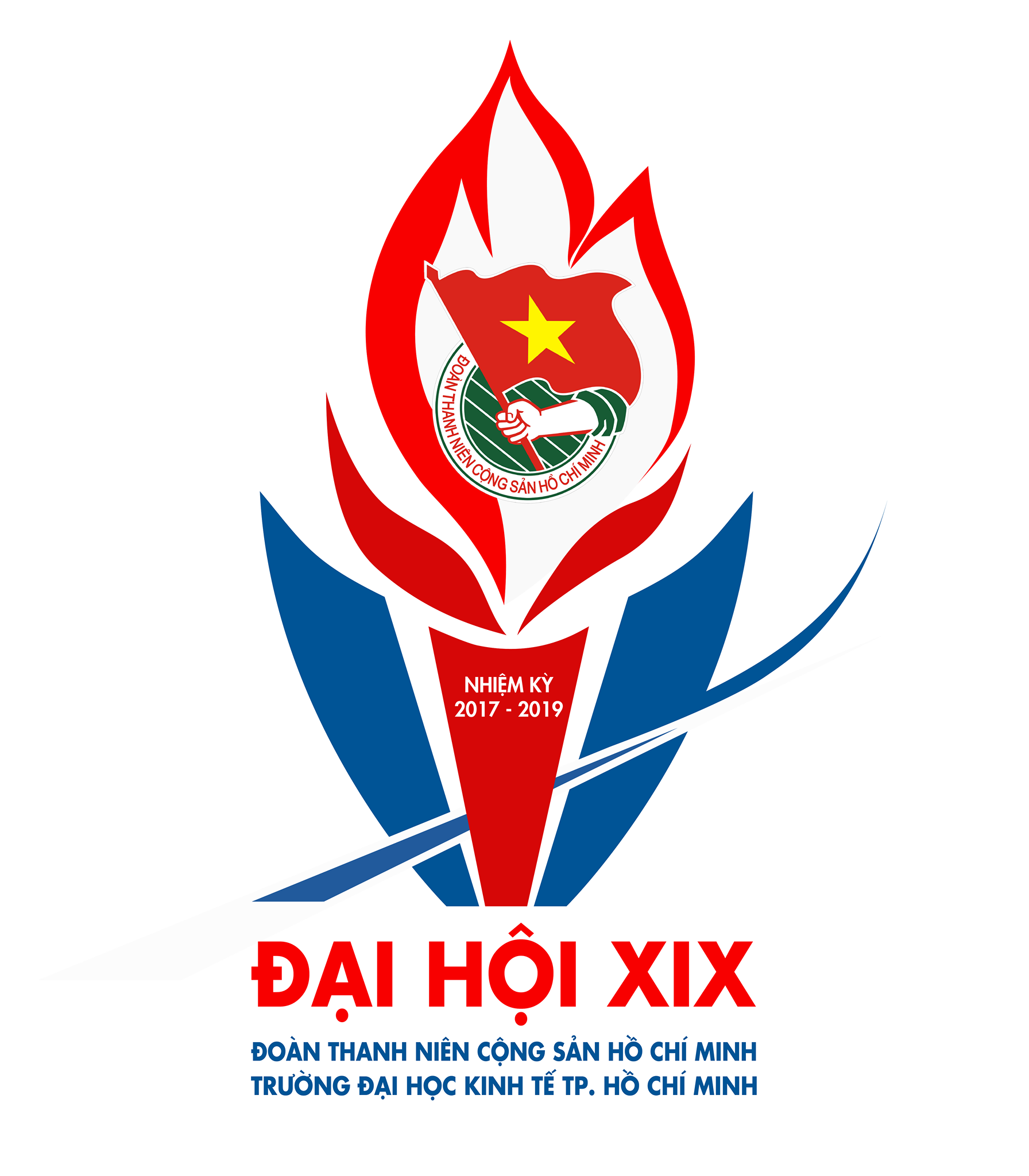 Hình ảnh logo của đoàn thanh niên