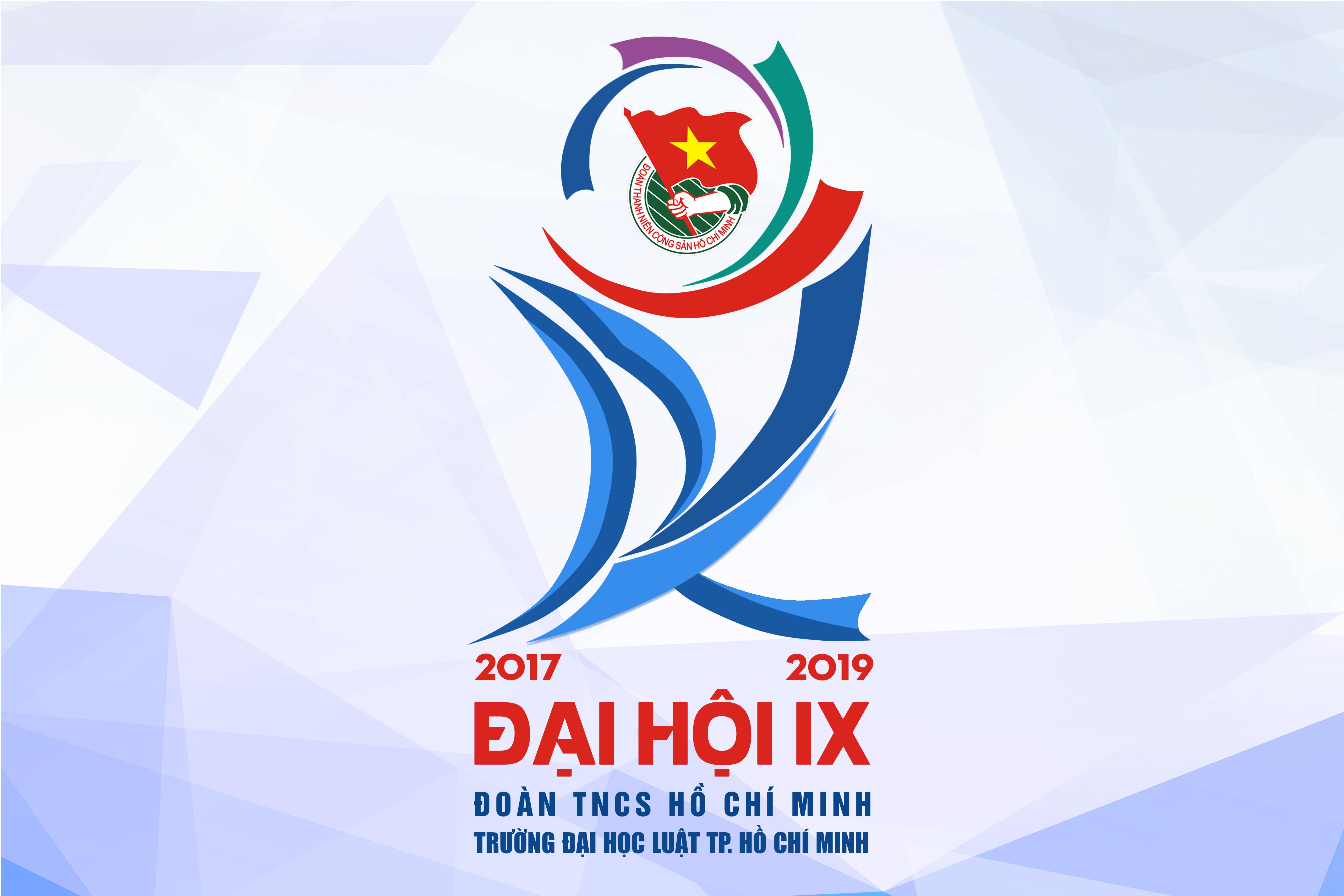 Hình ảnh logo đại hội đoàn thanh niên lần thứ 9