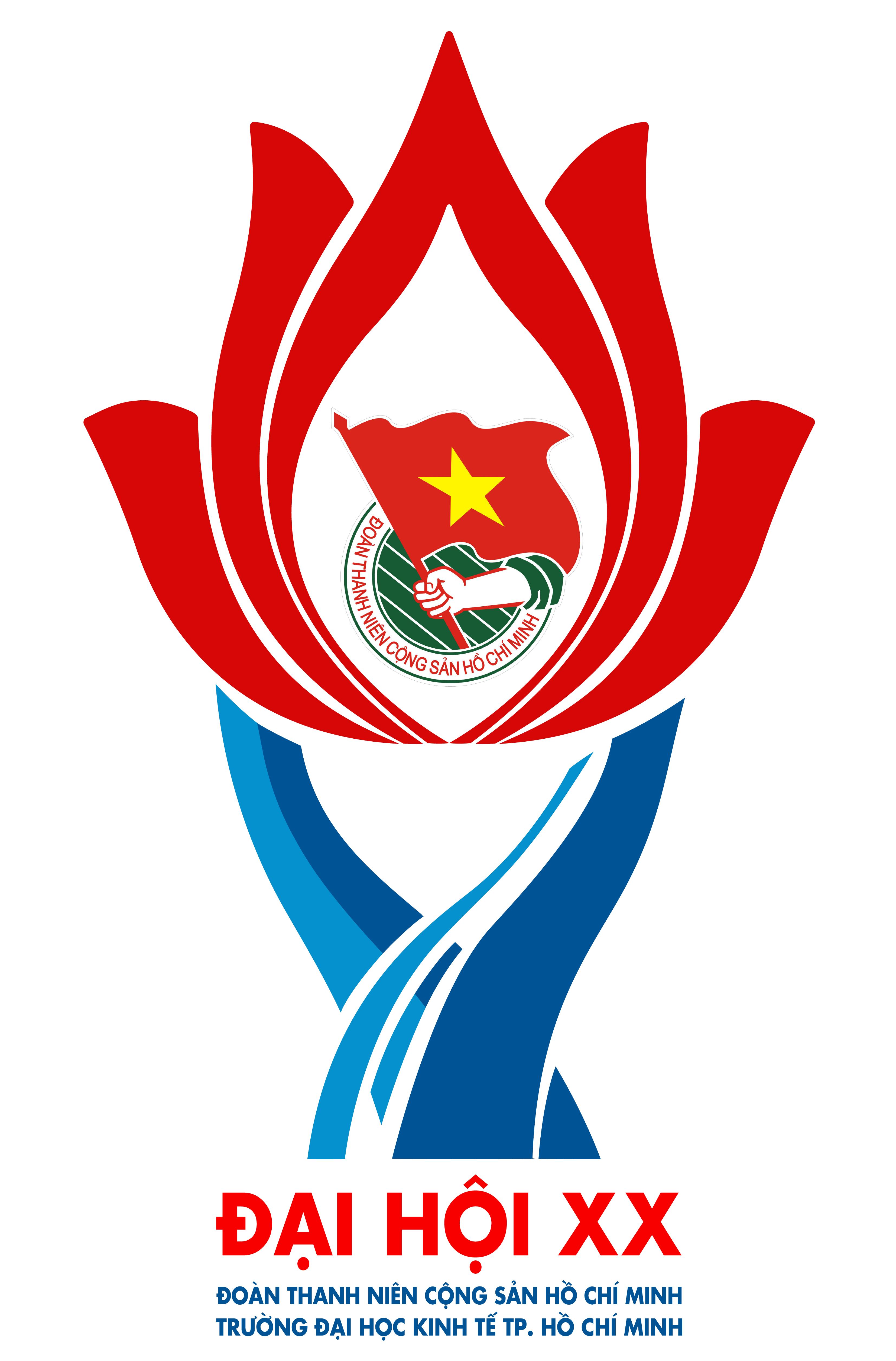 Hình ảnh logo đại hội đoàn TN
