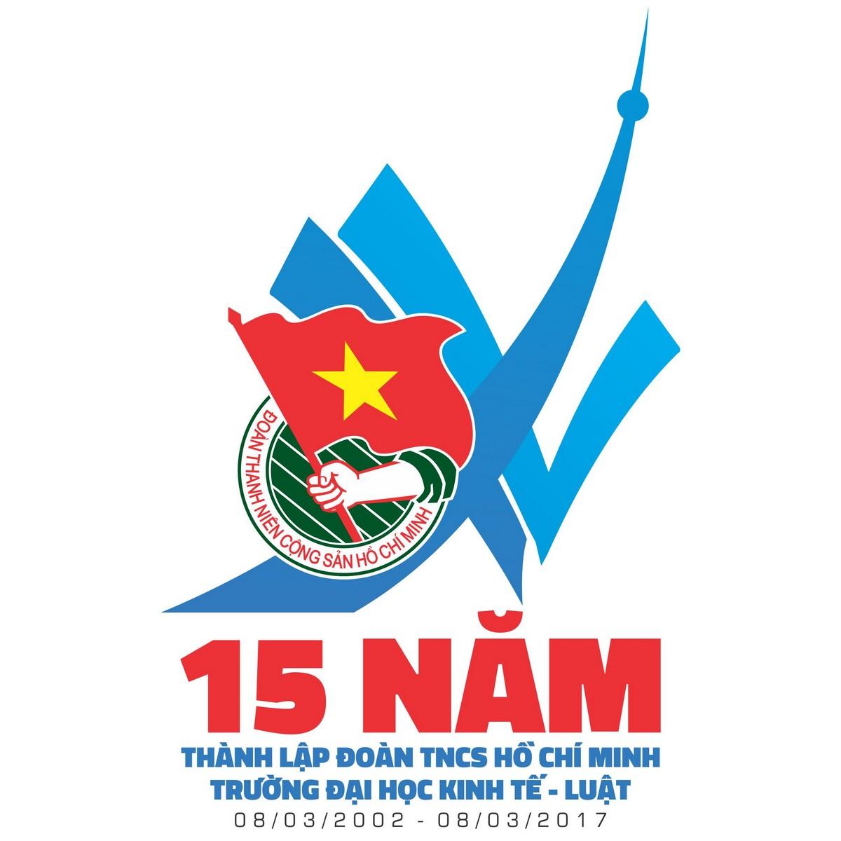 Hình ảnh logo kỷ niệm đoàn thanh niên